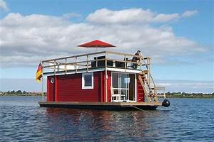 Tiny House Germany : tiny house off shore stern hausboot germany house boats pinterest house tiny house and ~ Watch28wear.com Haus und Dekorationen