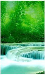 Wallpaper River, Water, Rocks, Trees, Greenery Free ...