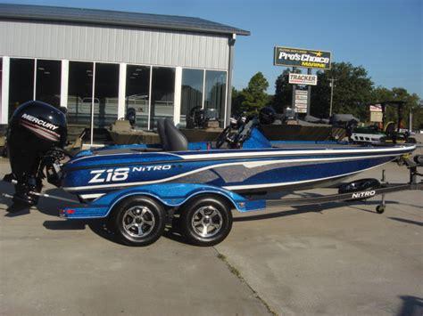 Nitro Model Boats by Nitro Z18 Boats For Sale Boats