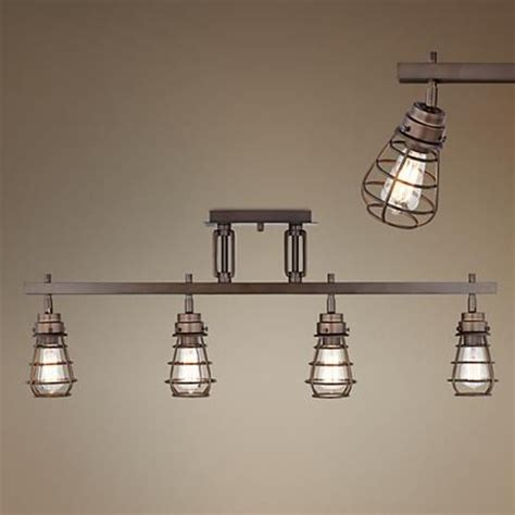 Bathroom Light Fixture Parts by 25 Best Ideas About Industrial Track Lighting On