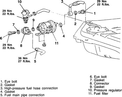toyota camry fuel filter auto electrical wiring diagram