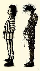 52 Best images about tim burton drawing on Pinterest   Tim ...