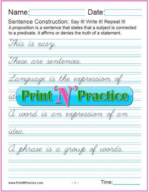 HD wallpapers alphabet in cursive printable worksheets
