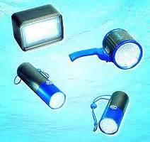 illuminatori subacquei illuminatori a tecnologia led a lunga autonomia