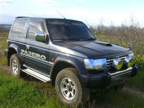 1994 mitsubishi pajero 2 8 diesel automatic for sale