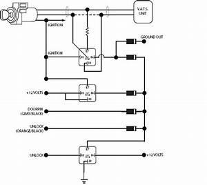 2001 Chevrolet Corvette Z06 Alarm  Remote Start Wiring Diagram