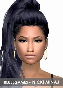 Celebrities | Nicki Minaj Bang Bang Collection | SIM - BlueeGames
