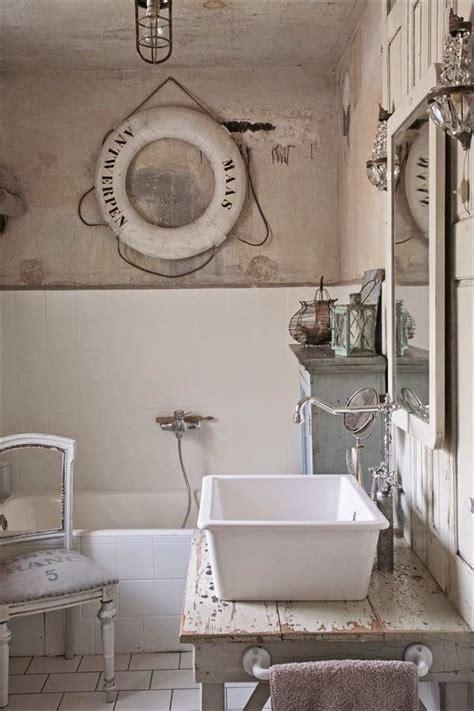 Badezimmer Fliesen Shabby Chic by Die Besten 25 Shabby Chic Badezimmer Ideen Auf