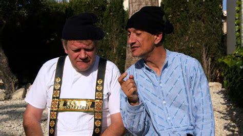 Flachwitz Vom Comedy-duo Messer&gabel