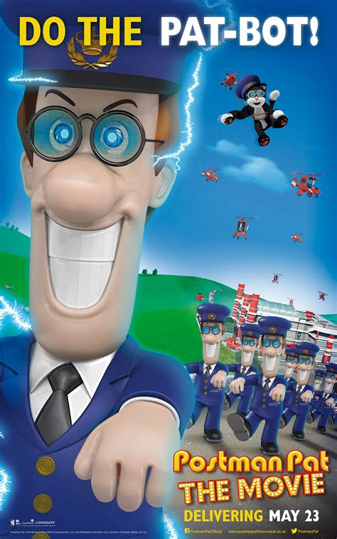 postman pat the moive trailer