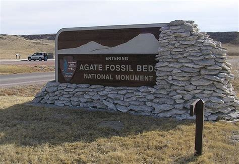 Agate Fossil Beds by Agate Fossil Beds National Monument Gateway 2006 03 07