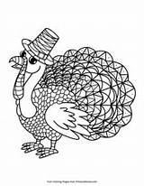 Turkey Thanksgiving Primarygames Pdf Geometric Coloring sketch template