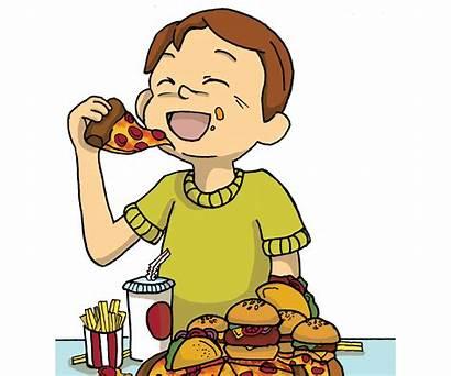 Eat Eating Drawing Illustration Baldwin Morgan