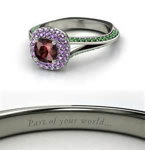 disney wedding ring rings inspired by disney princesses things