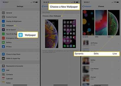 Iphone Wallpapers Ios Screen Dynamic Choose Into