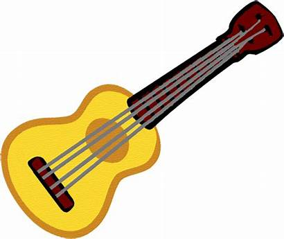 Guitar Clipart Ukulele Transparent Guitare Clip Fiesta