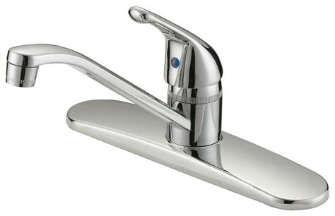8 Inch Faucet Spread by Kitchen Faucets 8 Inches Spread Chrome Finish Lesscare