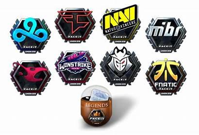 Stickers Faceit Major Cs Team Csgo London