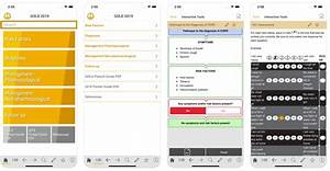 Gold Copd 2019 Pocket Guide App Review