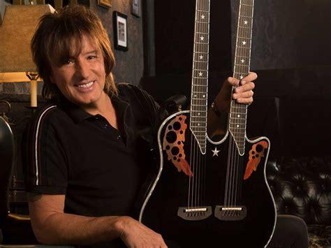 Richie Sambora Gets Two New Ovation Signature Guitars