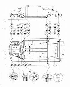 Classic Mini Cooper Dimensions