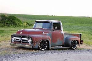 The Ultimate Sleeper 1956 Ford F
