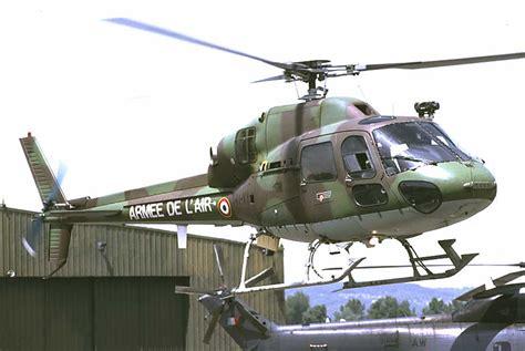 helicopteres de larmee de lair sa  puma cougar