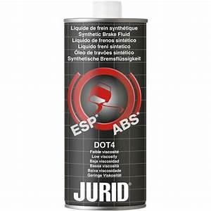 Liquide De Frein Voiture : liquide de frein dot 4 esp jurid 485 ml feu vert ~ Medecine-chirurgie-esthetiques.com Avis de Voitures