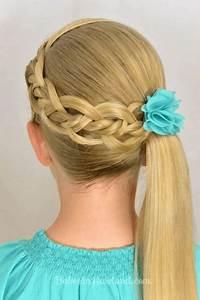 Coiffure Facile Pour Petite Fille : magnifiques coiffures petites filles pour la rentr e coiffure simple et facile ~ Nature-et-papiers.com Idées de Décoration