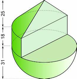 Volumen Einer Kugel Berechnen : flache zylinder berechnen beispiele von zylindern oben kreis und zylinder unten prismen formel ~ Themetempest.com Abrechnung