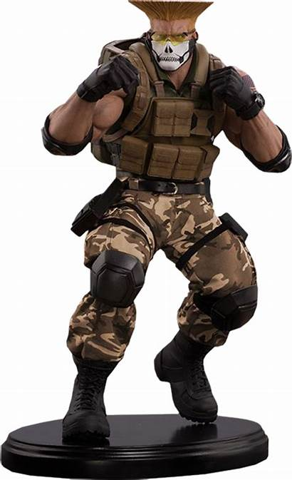 Tactical Guile Fighter Street Statue Collectibles Sideshow