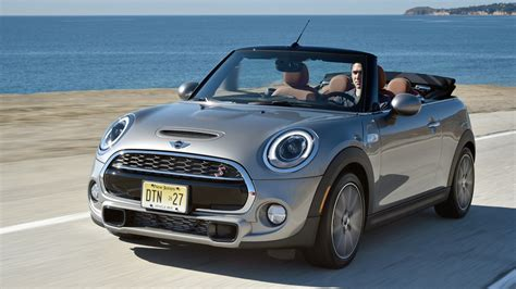 Convertible Cars : 2016 Mini Convertible Review