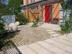 Vorgarten Stellplatz Gestalten : vorgarten mit stellplatz gestalten mischungsverh ltnis zement ~ Markanthonyermac.com Haus und Dekorationen