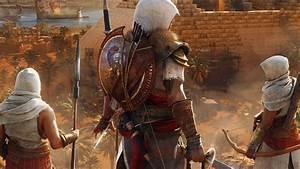 Free Assassin's Creed Origins Wallpaper in 1920x1080