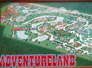 Information About Adventureland Iowa Map Yousense Info