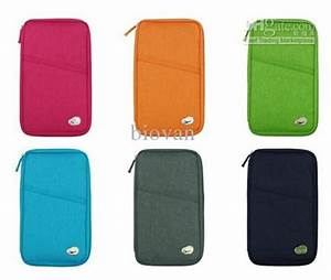 online cheap travel wallet passport holder document With travel document holders wholesale
