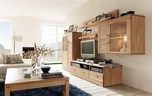 Wohnzimmermbel Massivholz