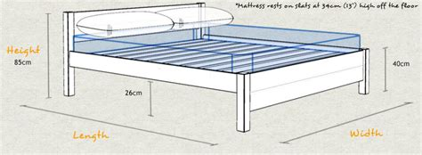 london bed  laid beds
