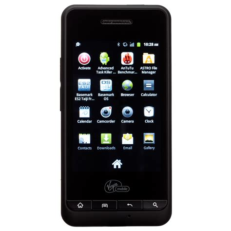 cheap used cell phones pcd chaser 3g android phone for mobile black
