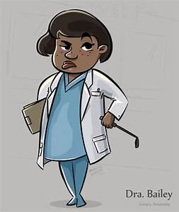 Dra. Bailey - Grey's Anatomy | Anatomy | Pinterest ...