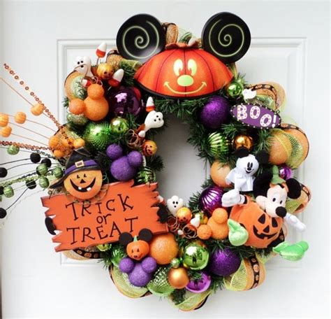 29 Halloween Decorations Disney