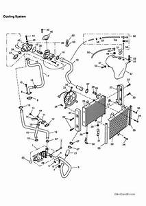 Ford Thunderbird Parts Diagram