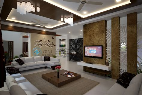 3d home interiors 3d modern rendering interior view bed kerala ary