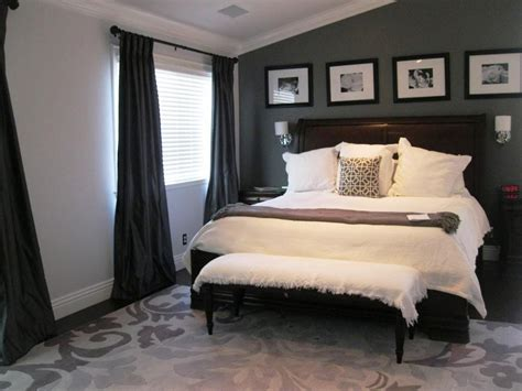Simple Grey And White Bedroom Ideas