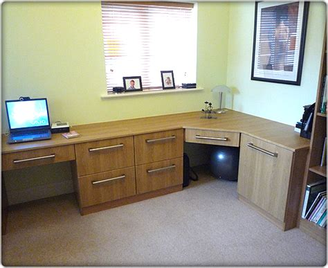 custom built home office furniture northtonshire