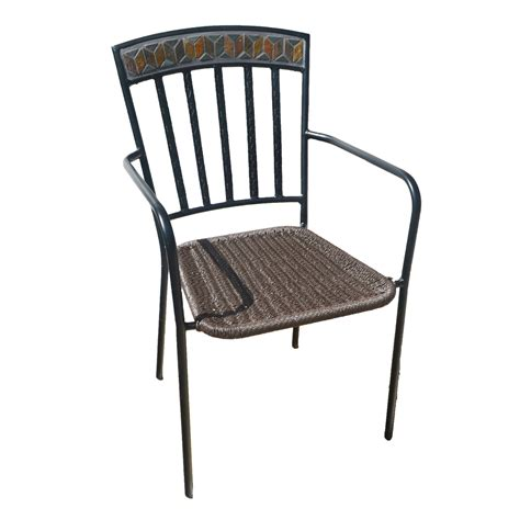 belmont patio table with kingswood chairs