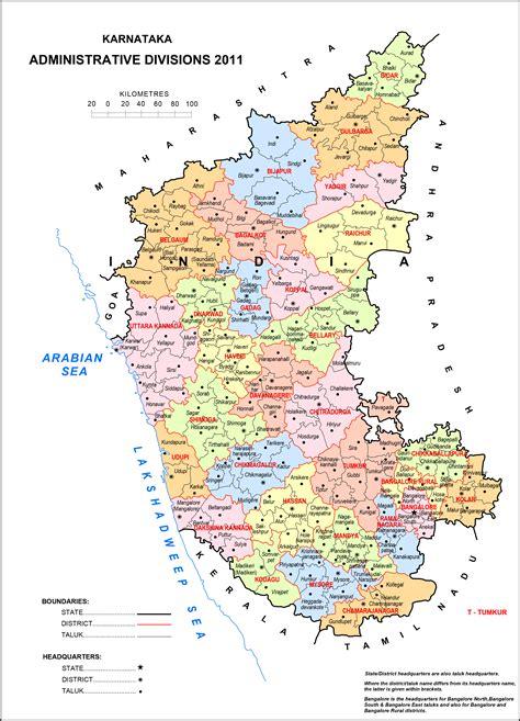 high resolution map  karnataka bragitoffcom