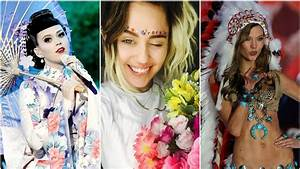 7 Celebrities A... Cultural Appropriation