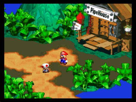 Super Mario Rpg Legend Of The Seven Stars Screenshots