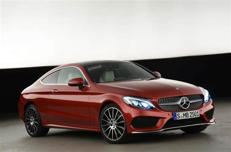 2015 Mercedes-Benz C-Class Coupé - pricing, spec and ...